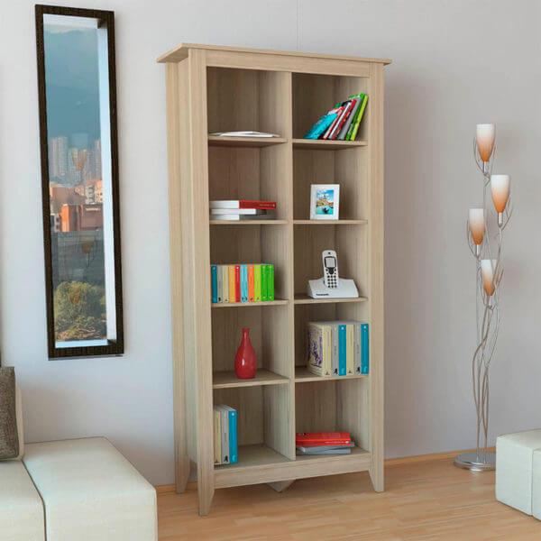 Librero Essential Rovere