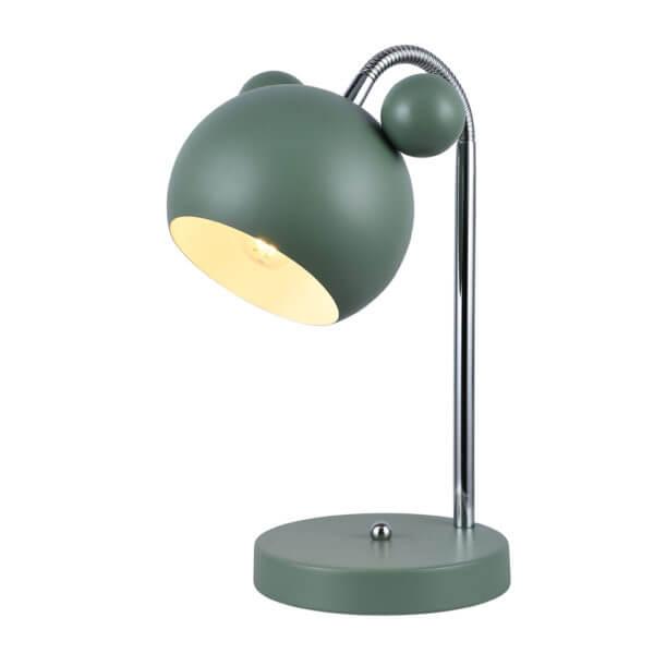 Lámpara de mesa Magic verde oscuro