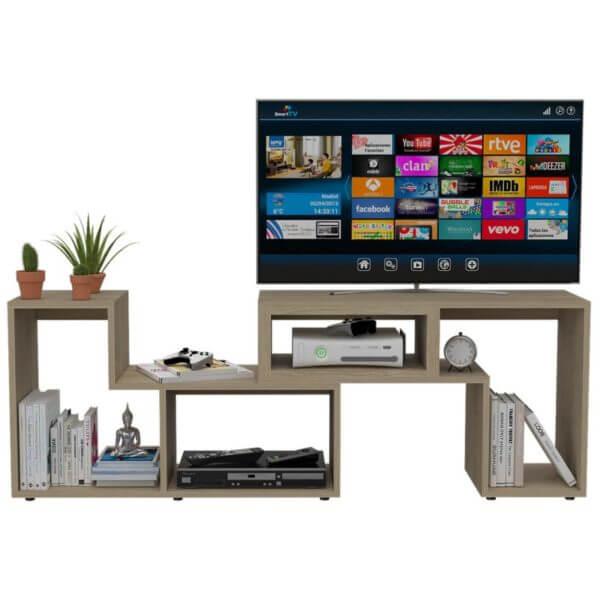 Recibidor o mesa para TV extensible Beijing Rovere