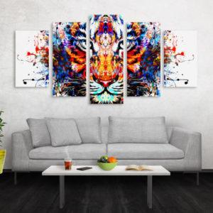 Cuadro Decorativo Sagrado Corazón De Jesús