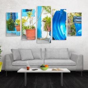 Cuadro Decorativo Playa 30