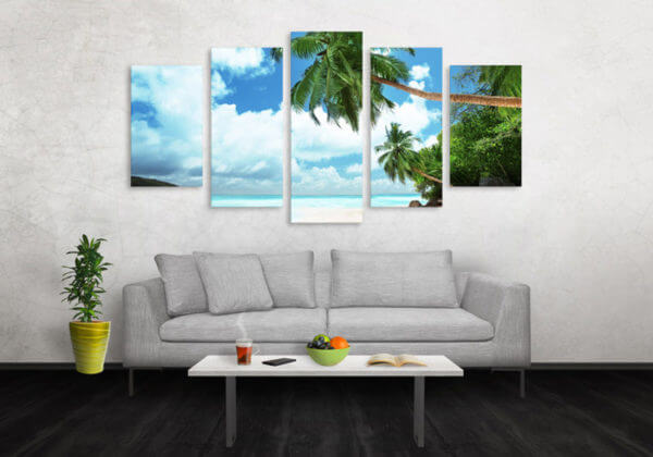 Cuadro Decorativo Playa 25