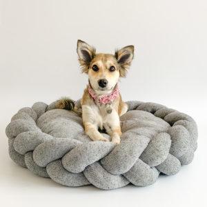 Cama talla L para perro o gato Ori