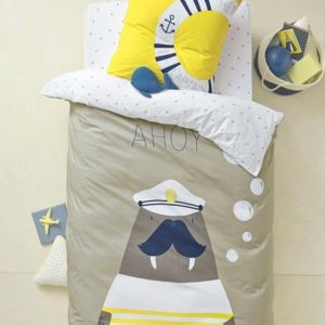 duvet o edredon marinero ebani ropa de cama