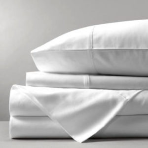 Juego de sabanas blanco ebani ropa de cama