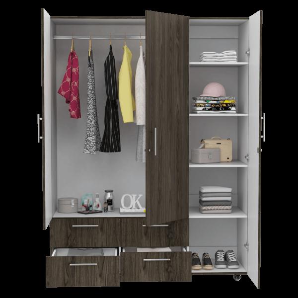 Armario Okume Ebani Colombia tienda online de decoración y mobiliario RTA