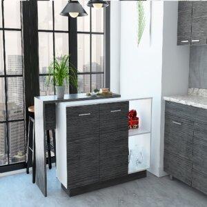 BBI 2322 Barra comedor Sicilia_Roble Gris lado 1_ Ebani Colombia tienda online de decoración y mobiliario RTA
