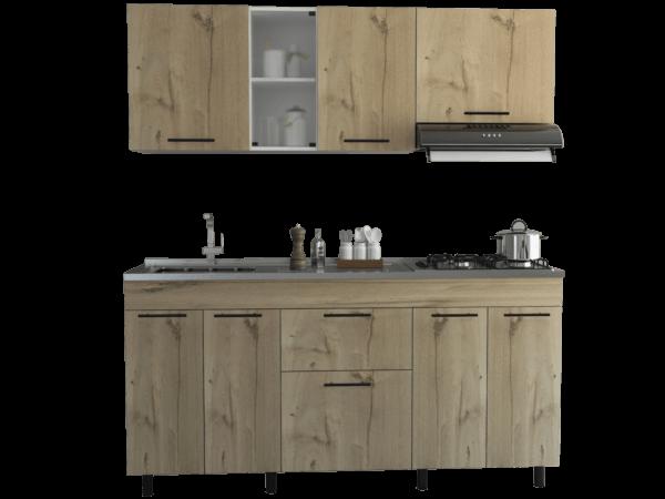 Cocina 180 Galet - Izquierda Ebani Colombia tienda online de decoración y mobiliario RTA