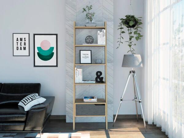 Estantería Monaco Ebani Colombia tienda online de decoración y mobiliario RTA
