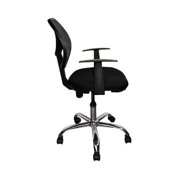 Silla de escritorio ejecutiva alhambra Negra