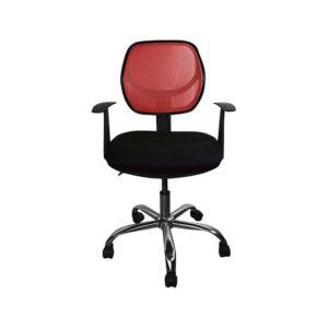 Silla de escritorio ejecutiva alhambra roja