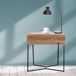 Mesa De Noche o Nochero Lp ebani tienda online de decoracion y mobiliario