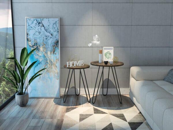 Mesas Auxiliar Mamba Coñac Ebani Colombia tienda online de decoración y mobiliario RTA