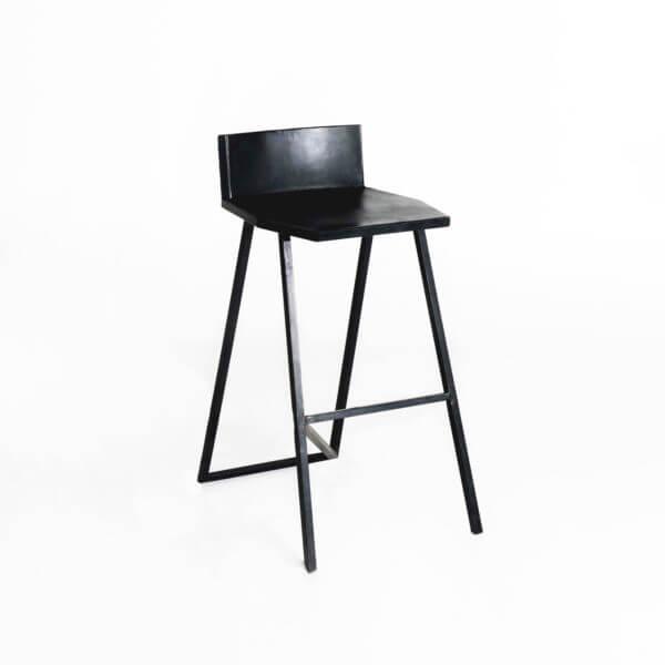 Silla para Barra Iron ebani tienda de mobiliario online