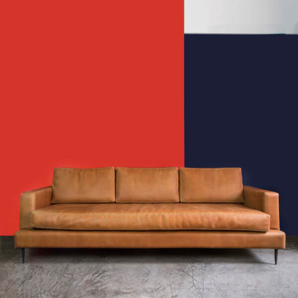 Sofa mueble minimalista o sillon Soffa ebani tienda online de muebles