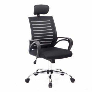 silla de oficina gerencial collins alta
