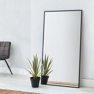 Espejo decorativo cuerpo entero marco metálico ebani Colombia tienda online de decoracion y mobiliario