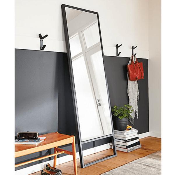 Espejo decorativo de cuerpo entero Bariloche