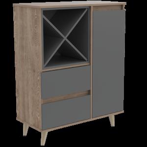 MMP 3429 Mueble Bar Salem ambientada cerrada Ebani Colombia tienda online de decoración y mobiliario RTA