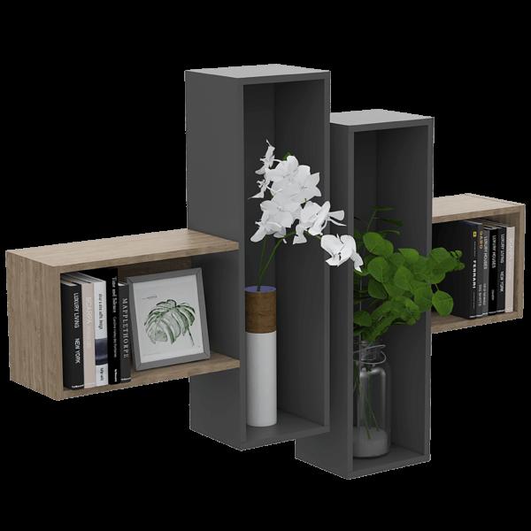 Repisa habano+miel Ebani Colombia tienda online de decoración y mobiliario RTA