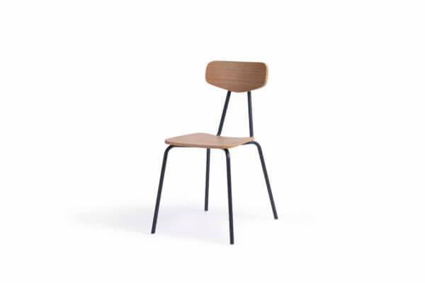 Silla auxiliar para comedor o escritorio minimalista whitebrand ebani tienda online de decoracion_silla_ CH15036A