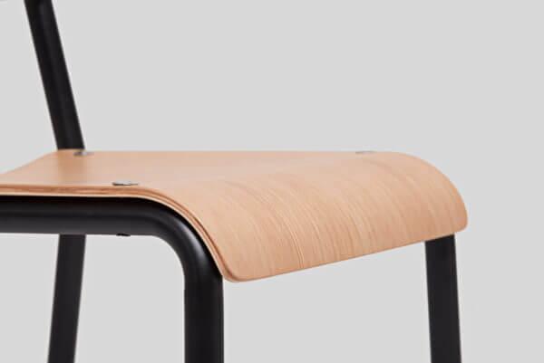 Silla auxiliar para comedor o escritorio minimalista whitebrand ebani tienda online de decoracion_silla_SD17005A