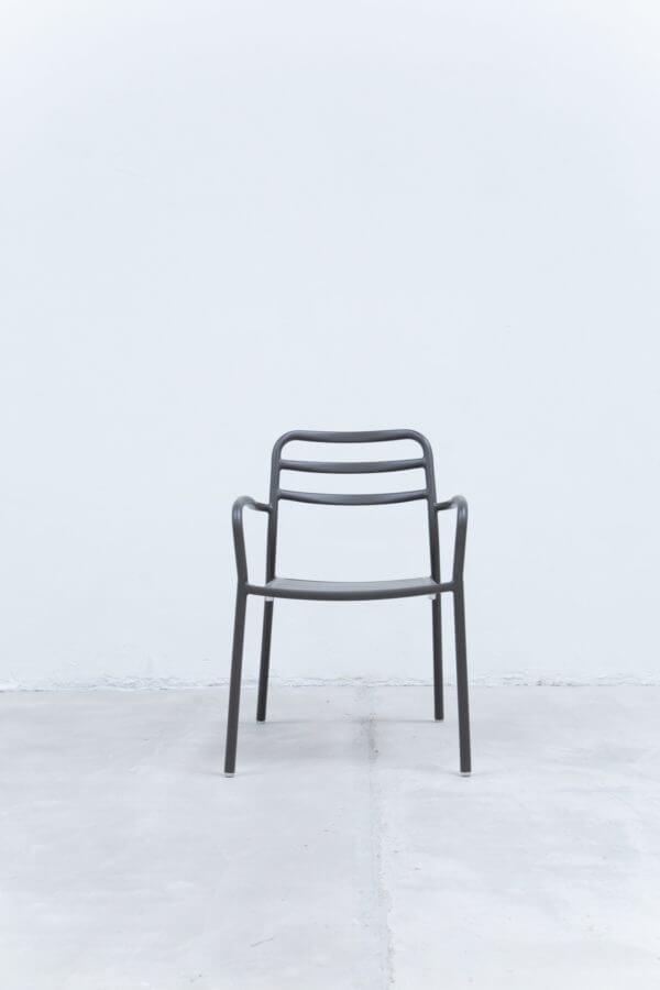 Silla auxiliar para comedor o escritorio minimalista whitebrand ebani tienda online de decoracion_silla_V3417-D1 Paleta de oscuro