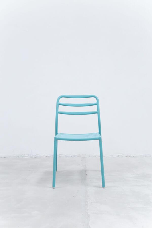 Silla auxiliar para comedor o escritorio minimalista whitebrand ebani tienda online de decoracion_silla_V3417-DW