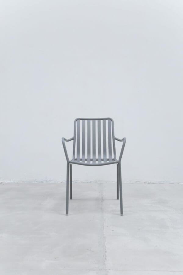 Silla auxiliar para comedor o escritorio minimalista whitebrand ebani tienda online de decoracion_silla_V5213-D1 Turquesa
