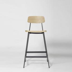 Silla para barra minimalista whitebrand ebani tienda online de decoracion_silla_SD9340FN