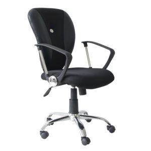 SlLN 3280 Silla de Oficina Neumt BC Technimobili Negra ebani tienda online de decoracion y mobiliario