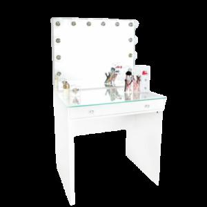 Tocador con luces California ebani Colombia tienda online de decoracion y mobiliario