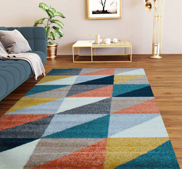 Alfombras para sala o Tapetes Picasso NPIC-109 Ebani Colombia tienda online de decoración y mobiliario ilunga