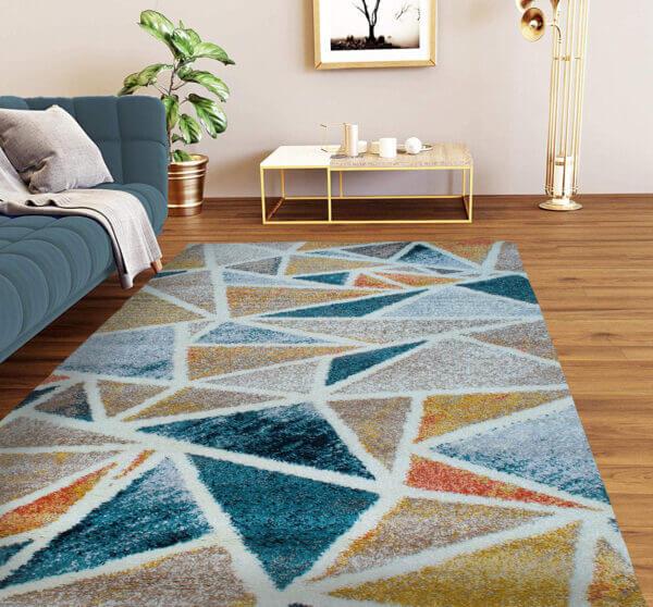 Alfombras para sala o Tapetes Picasso NPIC-110 Ebani Colombia tienda online de decoración y mobiliario ilunga