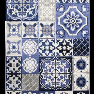 Alfombras para sala o Tapetes colorado Mosaic-205�1 Ebani Colombia tienda online de decoración y mobiliario ilunga