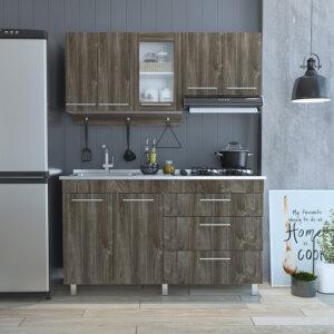 CLE5455 Cocina 1.50 Karavan_Siena blanco cerrado Ebani Colombia tienda online de decoración y mobiliario RTA