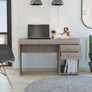 Escritorio Moderno Para PC o Estudio ibare (1c) ceniza Ebani Colombia tienda online de decoración y mobiliario RTA