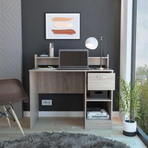 Escritorio Moderno Para PC o Estudio manaos (1c) ceniza Ebani Colombia tienda online de decoración y mobiliario RTA