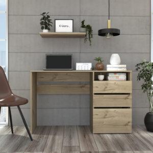 Escritorio Moderno Para Pc O Estudio Dublin Duna Ebani Colombia tienda online de decoración y mobiliario RTA