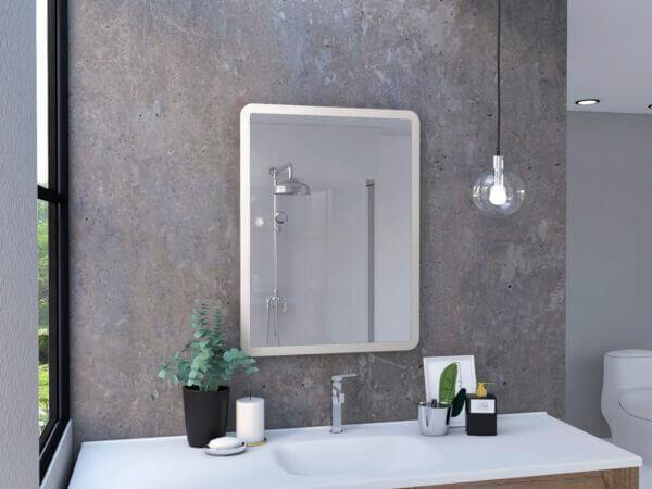Espejo Decorativo o para baño Arezzo Ebani Colombia tienda online de decoración y mobiliario Reflekta