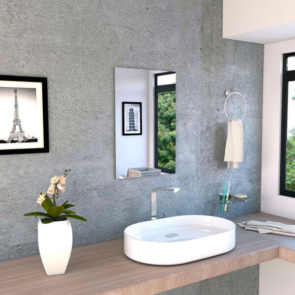 Espejo Decorativo o para baño Bolonia Ebani Colombia tienda online de decoración y mobiliario Reflekta