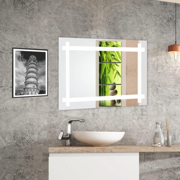 Espejo Decorativo o para baño Broni Ebani Colombia tienda online de decoración y mobiliario Reflekta