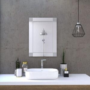 Espejo Decorativo o para baño Génova Ebani Colombia tienda online de decoración y mobiliario Reflekta