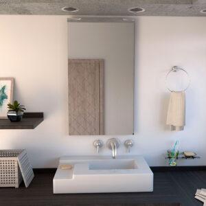 Espejo Decorativo o para baño Garda Ebani Colombia tienda online de decoración y mobiliario Reflekta