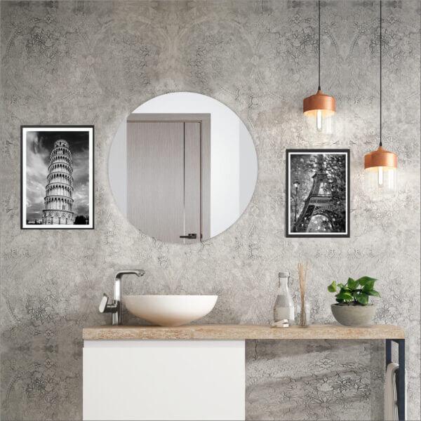 Espejo Decorativo o para baño Lucca Ebani Colombia tienda online de decoración y mobiliario Reflekta