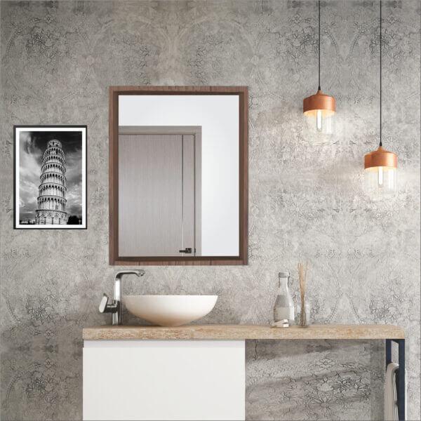 Espejo Decorativo o para baño Parma Ebani Colombia tienda online de decoración y mobiliario Reflekta