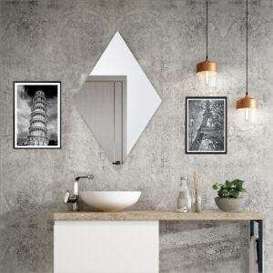 Espejo Decorativo o para baño Serrano Ebani Colombia tienda online de decoración y mobiliario Reflekta