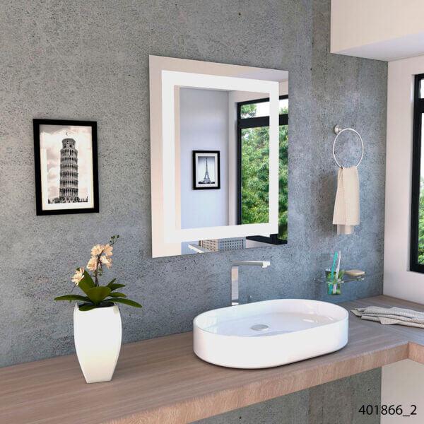 Espejo Decorativo o para baño Torino Ebani Colombia tienda online de decoración y mobiliario Reflekta