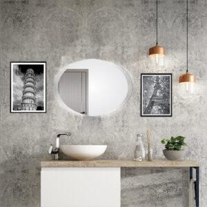Espejo Decorativo o para baño Varese Ebani Colombia tienda online de decoración y mobiliario Reflekta