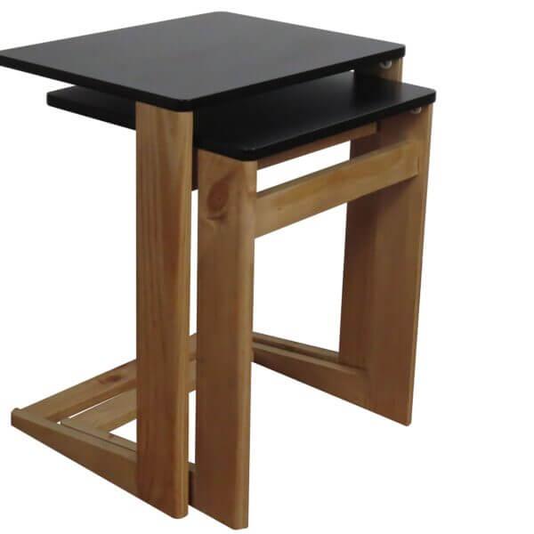 Mesa Auxiliar Duo x2 Ebani Colombia tienda online de decoración y mobiliario Bugel Studio